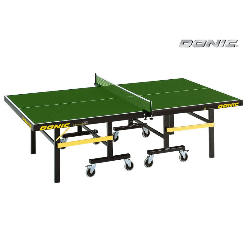 Фотография Теннисный стол Donic Persson 25 зеленый 0