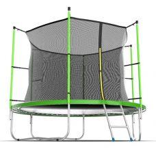 Миниатюра EVO JUMP Internal 12ft + Lower net. Батут с внутренней сеткой и лестницей, диаметр 12ft + нижняя сеть 0  мини