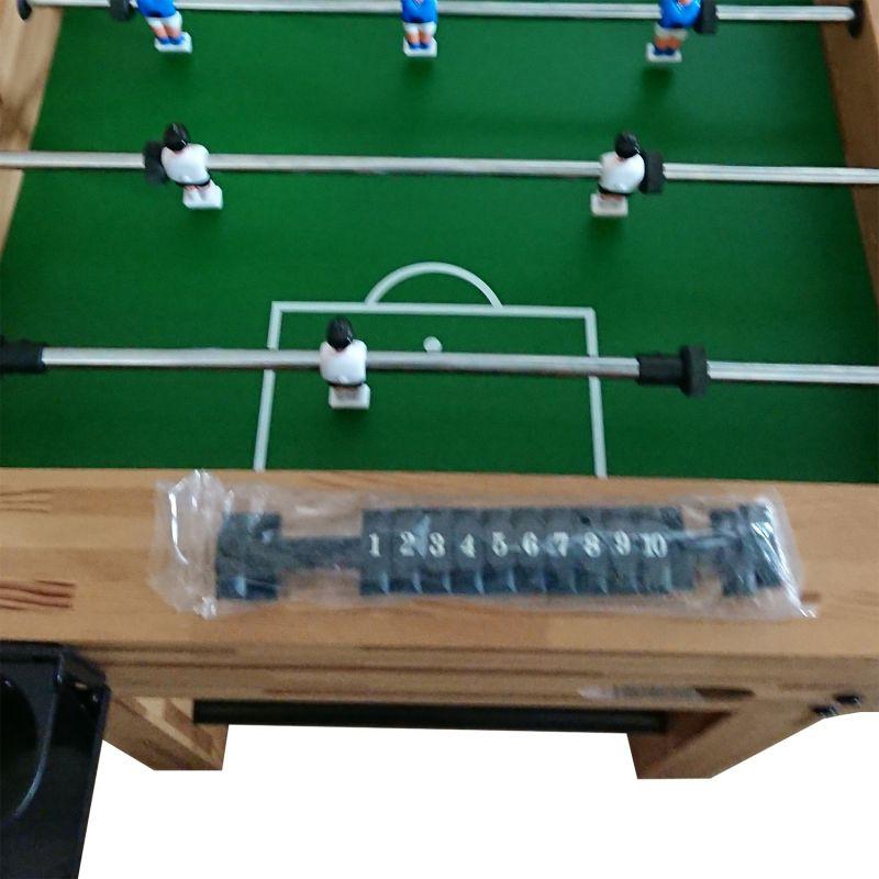 Фотография Игровой стол DFC ALAVES футбол 3
