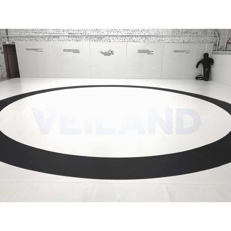 Фотография Борцовский ковер 12*12 м (плотность - 200 кг/м3) 1