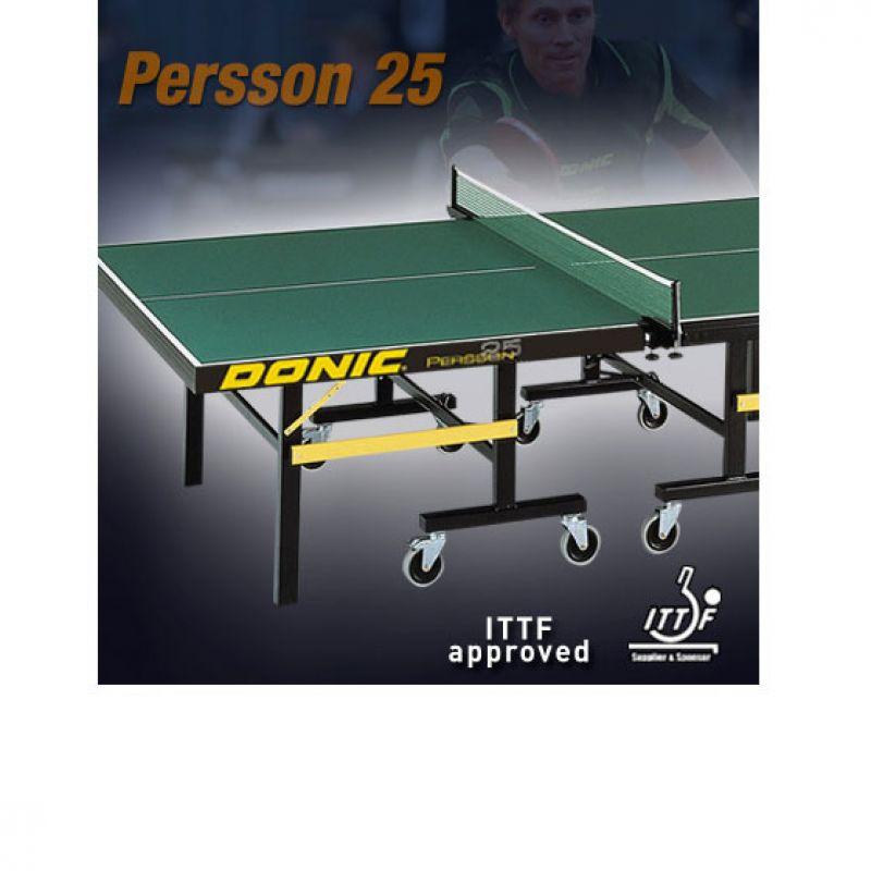 Фотография Теннисный стол Donic Persson 25 зеленый 1