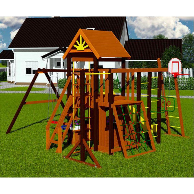 Фотография Детская площадка Марк 6 1