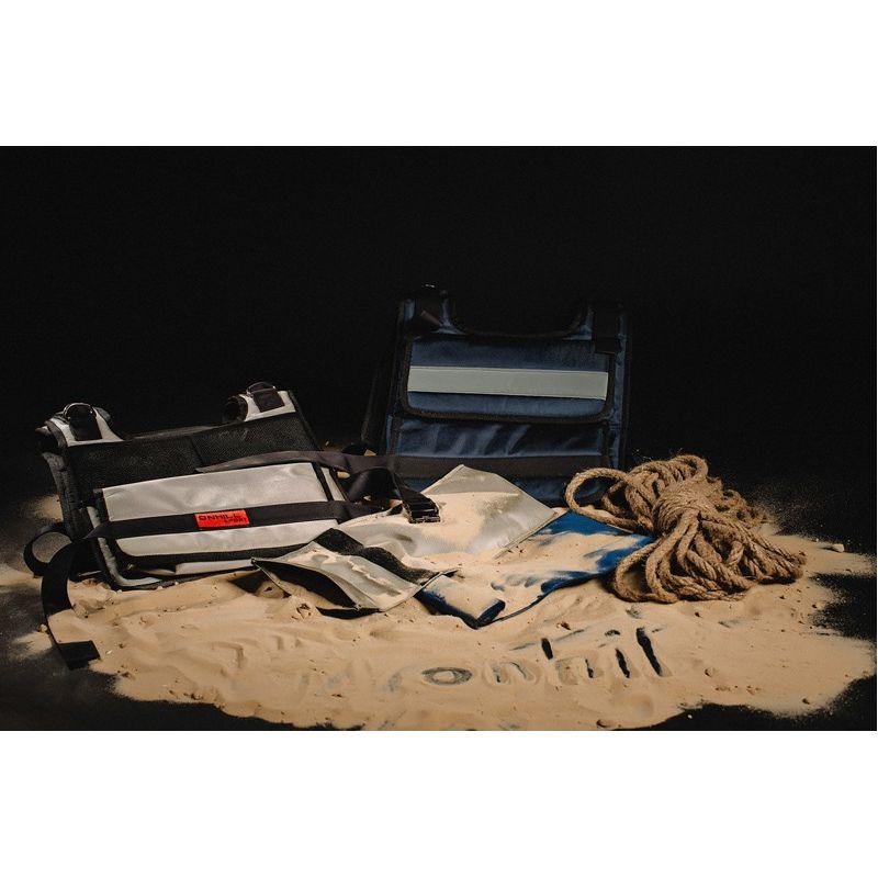 Фотография Жилет утяжелительный 10 кг (песок) 1