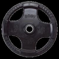 Диск обрезиненный ORT45 45 фунтов (20,41 кг)