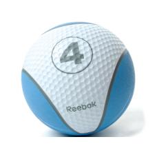 Миниатюра Мяч тренировочный Reebok 4 кг, синий 0  мини