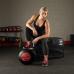 Миниатюра Тренировочный мяч мягкий WALL BALL 7,3 кг (16lb) 2  мини