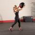 Миниатюра Тренировочный мяч мягкий WALL BALL 8,2 кг (18lb) 4  мини