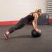 Миниатюра Тренировочный мяч мягкий WALL BALL 8,2 кг (18lb) 5  мини