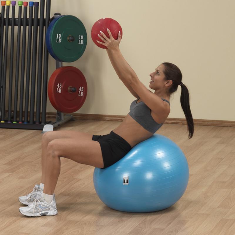 Фотография Тренировочный мяч 6,4 кг (14lb) 2