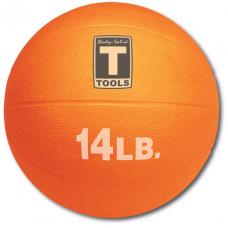 Миниатюра Тренировочный мяч 6,4 кг (14lb) 0  мини