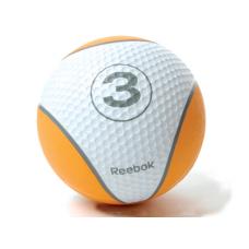 Миниатюра Мяч тренировочный Reebok 3 кг, оранжевый 0  мини