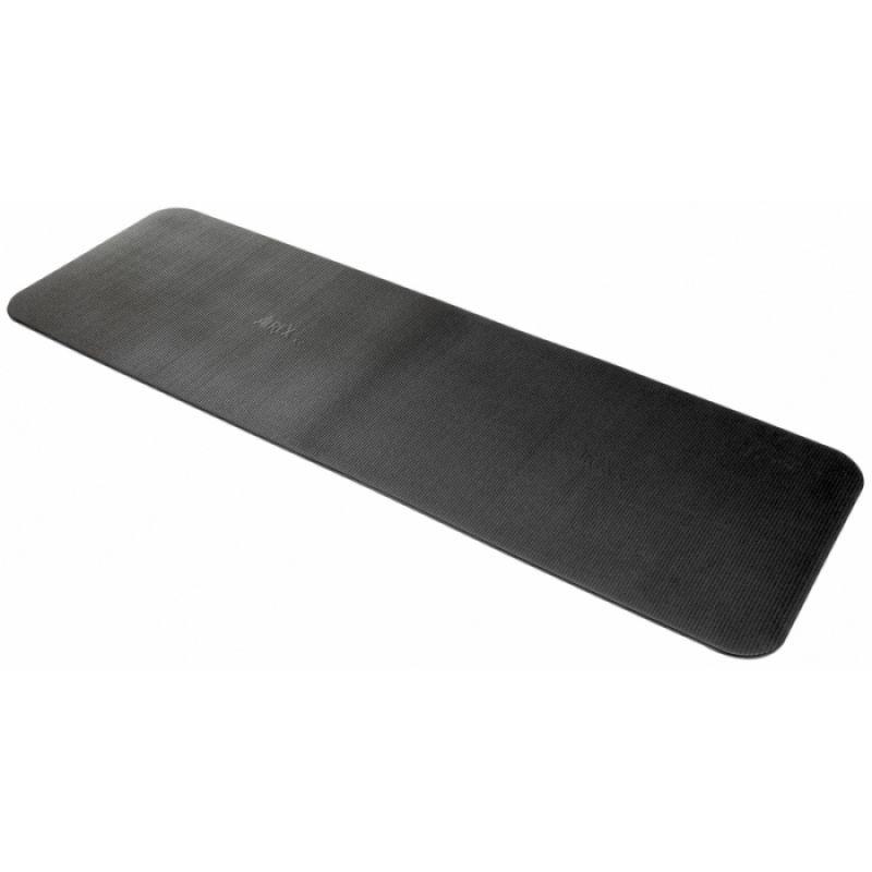 Фотография Гимнастический коврик AIREX YogaPilates 190, черный 1