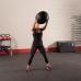Миниатюра Тренировочный мяч мягкий WALL BALL 6,4 кг (14lb) 4  мини