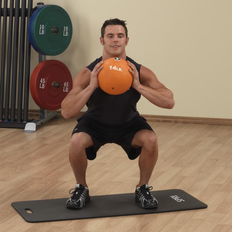 Фотография Тренировочный мяч 13,6 кг (30lb) 4