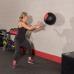 Миниатюра Тренировочный мяч мягкий WALL BALL 13,6 кг (30lb) 4  мини