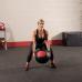 Миниатюра Тренировочный мяч мягкий WALL BALL 13,6 кг (30lb) 2  мини