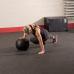 Миниатюра Тренировочный мяч мягкий WALL BALL 2,7 кг (6lb) 4  мини