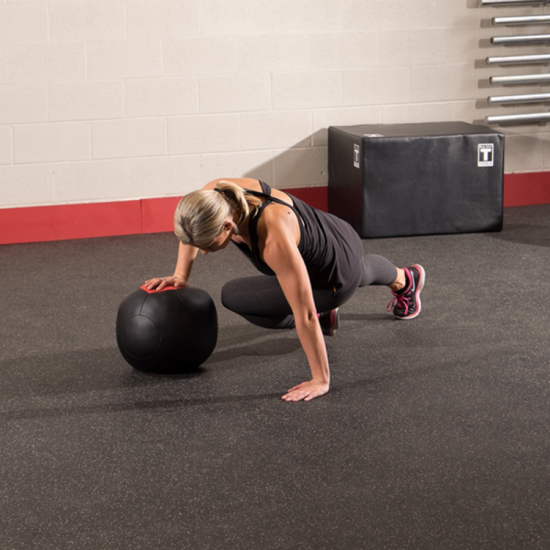 Фотография Тренировочный мяч мягкий WALL BALL 2,7 кг (6lb) 4